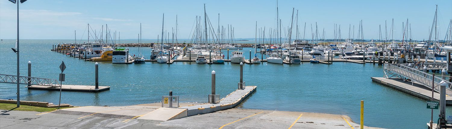 Jetty - Moreton Bay Trailor Boat Club