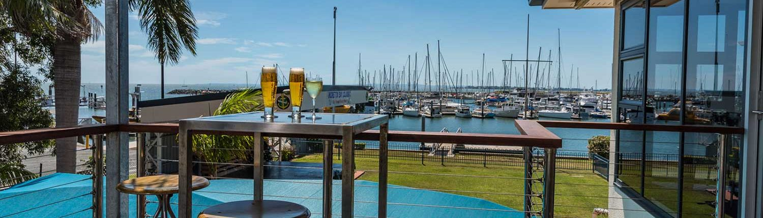 Clubhouse Views - Moreton Bay Trailor Boat Club